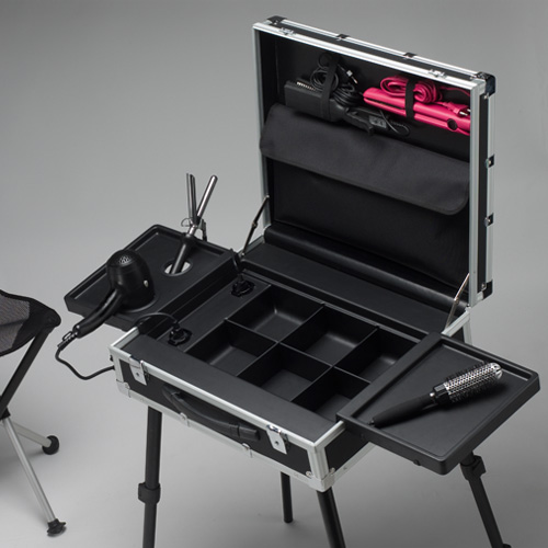 maletas de peluquer a. Black Bedroom Furniture Sets. Home Design Ideas